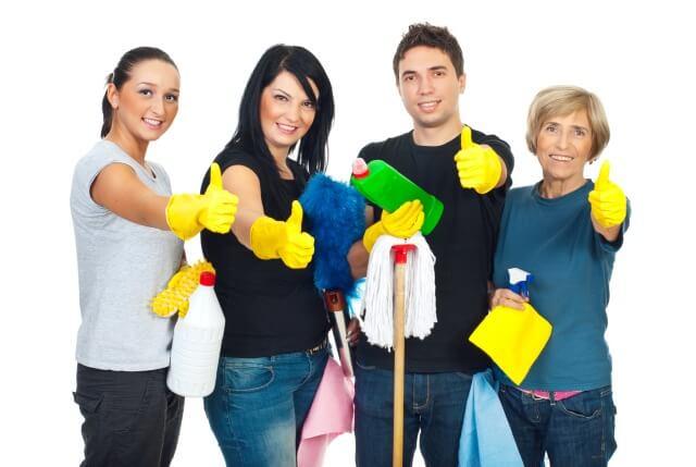 Beylikdüzü Temizlik Şirketi Hizmet Alanları